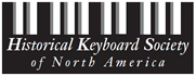 Historical Keyboard Society of North America
